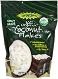 Let's Do Organic Unsweetend Coconut FlakesPouches - 7 oz