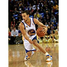 DJ1395 Stephen Curry Golden State Warriors NBA 32x24 Print POSTER