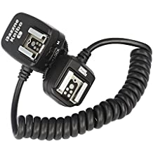 Pixel TTL HSS 1/8000s Off Camera Flash Cord for Canon Cameras and Speedlite (39.37 Inch)