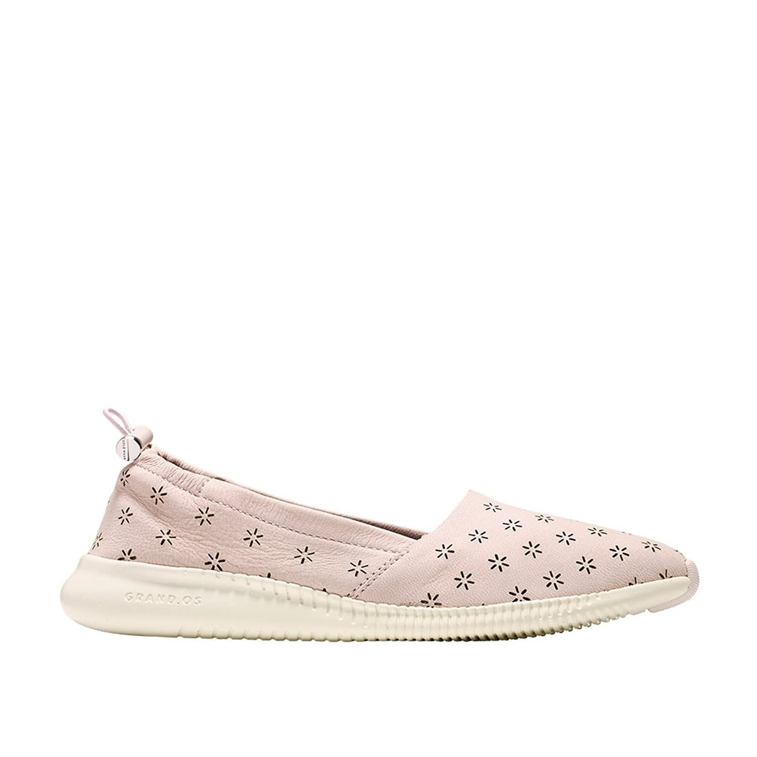 Cole Haan Womens Studiogrand Perforated Slip on Sneaker