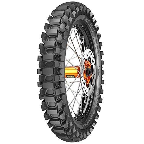 Metzeler MC360 Mid-Hard Tire 120/100x18 for Honda CRF250L Rally 2017