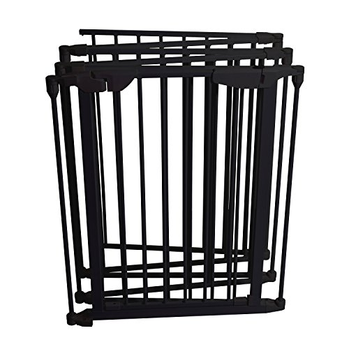 Dreambaby Mayfair Converta 3 In 1 Play-pen 6 Panel Gate, Black by Dreambaby (Image #7)