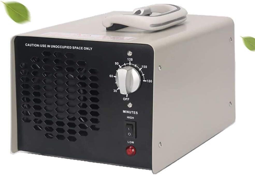 Coches Ozonisator para Habitaciones Humo BOYZ Generador De Ozono Comercial 30000 MG//H Regulaci/ón del Ozono Interruptor De Tiempo,Industrial Ozon Purificador De Aire