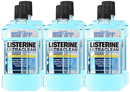 Buy mouthwash to kill bad breath