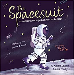 Image result for the space suit how a seamstress helped put man on the moon