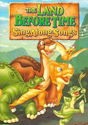 Land Before Time Sing Along Songs (Video CD) -