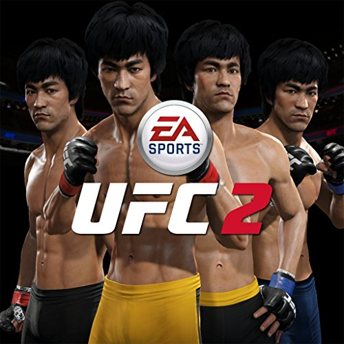 EA Sports UFC 2: Bruce Lee Bundle - PS4 [Digital Code]