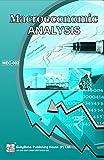 MEC-002 Macroeconomic Analysis