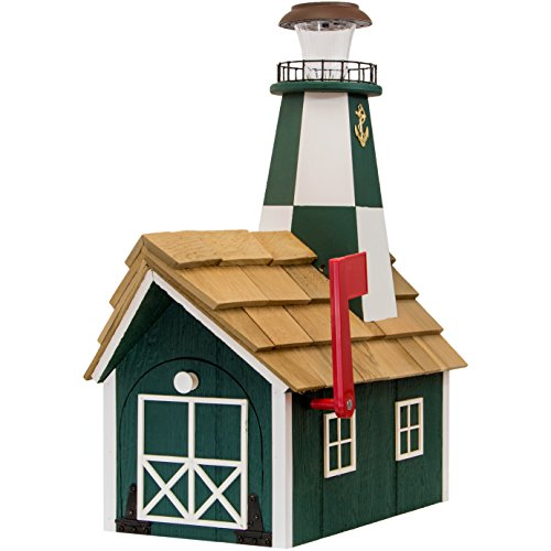 Cape Henry Lighthouse Mailbox ()