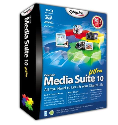 Cyberlink Media Suite v10 Ultra