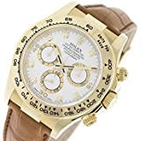 Rolex Daytona Swiss-Automatic Male Watch 116518 (Certified Pre-Owned)