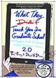 What They Didn't Teach You in Graduate School, Paul Gray and David E. Drew, 1579226434