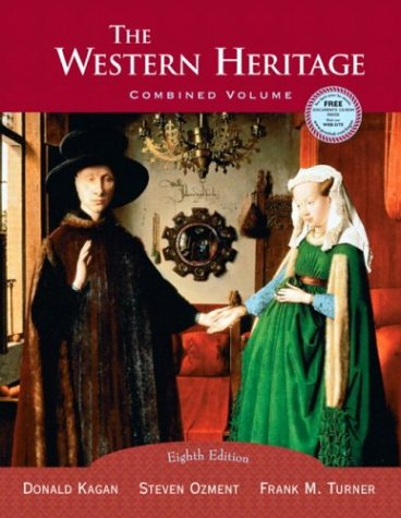 The Western Heritage, Combined, Eighth Edition