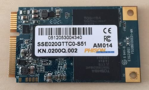 Acer 20GB SSD - Disco duro sólido (No compatible): Amazon.es ...