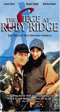 Siege at Ruby Ridge [VHS] ()