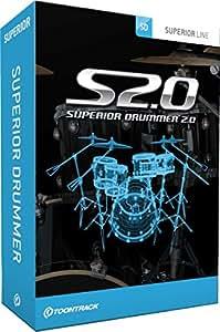 Software Toontrack Superior Drummer 2.0