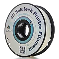 3D Solutech Glow In Dark 3D Printer PLA Filament 1.75MM Filament, Dimensional Accuracy +/- 0.03 mm, 2.2 LBS (1.0KG) - 100% USA by 3D Solutech