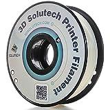 3D Solutech Glow In Dark 3D Printer PLA Filament 1.75MM Filament, Dimensional Accuracy +/- 0.03 mm, 2.2 LBS (1.0KG) - 100% USA
