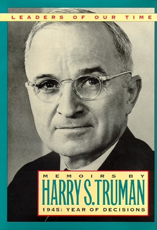 Memoirs by Harry S. Truman