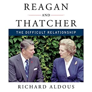 Reagan and Thatcher Audiobook