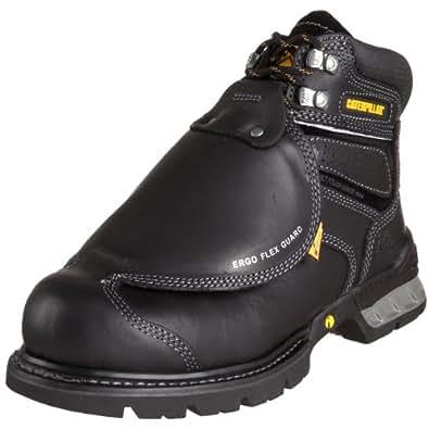 Caterpillar Men's Ergo Flexguard Boot,Black,7 M US