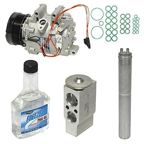 Universal Air Conditioner KT 4430 A/C Compressor and Component Kit (Compressor Air Conditioning)