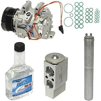 A//C Compressor-TRSE07 Compressor Assembly UAC fits 06-11 Honda Civic 1.8L Fast