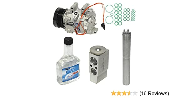 Amazon.com: Universal Air Conditioner KT 4430 A/C Compressor and Component Kit: Automotive