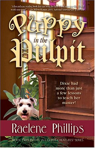Read Online Puppy In The Pulpit (All God's Creatures: Book Two) ebook