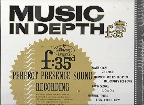 Music in Depth - Various Artist - PPPM412 by Mercury