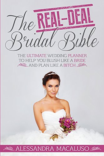 The real deal bridal bible the ultimate wedding planner to help you the real deal bridal bible the ultimate wedding planner to help you blush like fandeluxe Gallery