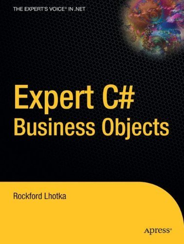 Expert C# Business Objects (Books for Professionals by Professionals) by Rockford Lhotka - Mall Shopping Rockford