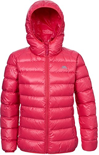 Trespass Women's Martine Down Jacket Coral Blush