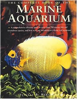 The complete book of the marine aquarium vincent for Aquarium marin complet