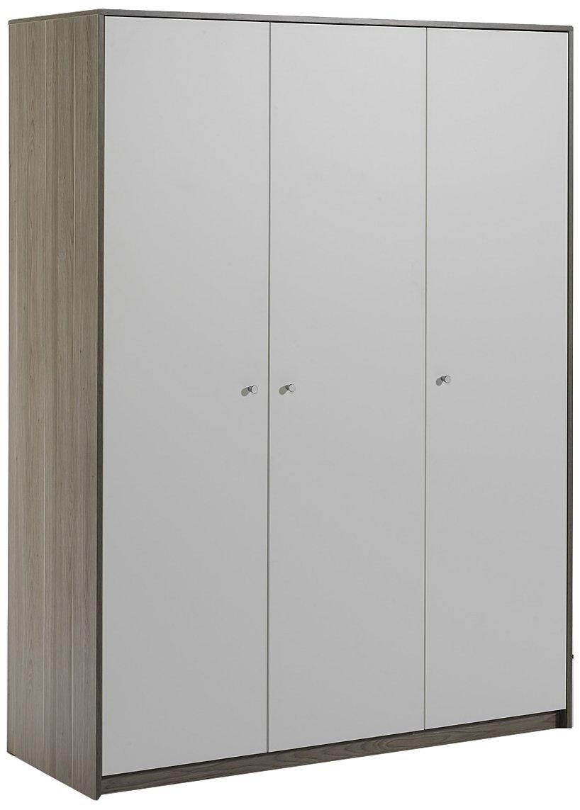 Schardt 3-türiger Kleiderschrank Classic-Line Wildeiche