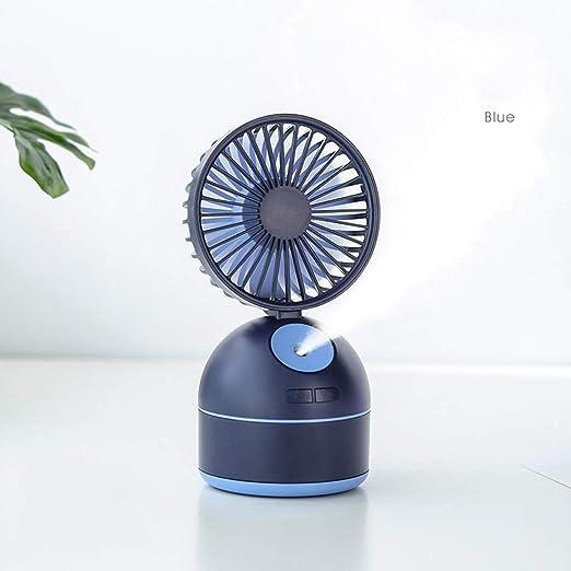 Ventilador de nebulización de Mano, Mini Ventilador de ...