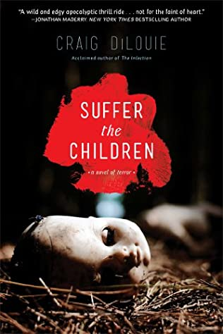 book cover of Suffer the Children