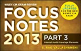 Focus Notes 2013 : Internal Audit Knowledge Elements, Vallabhaneni, S. Rao, 1118120582
