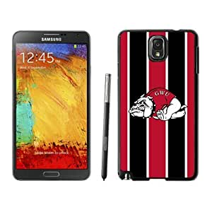 Samsung Galaxy Note 3 Case Ncaa Big South Conference Gardnerwebb Runnin Bulldogs 01 Designer Best Phone Protective Covers by Maris's Diary