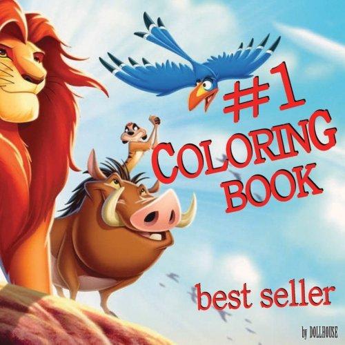 #1 Coloring Book: Best Seller pdf epub