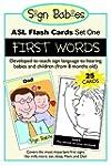 Sign Babies ASL Flash Cards-Set 1: Fi...
