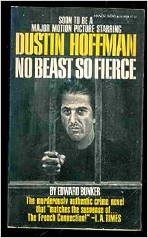 Book No Beast So Fierce (Movie Tie-In with Dustin Hoffman)