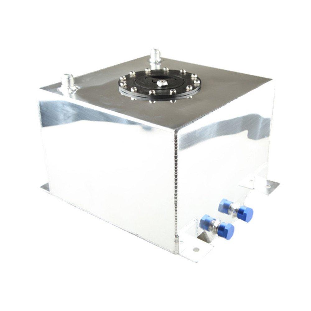 AdlerSpeed Depó sito universal ligero de aluminio de 20 l