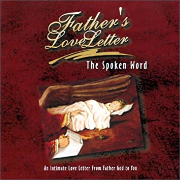 fathers love letter the spoken word cd