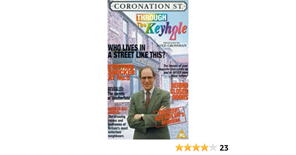 Coronation Street - Through The Keyhole With... Alemania VHS ...