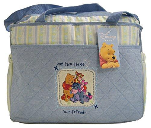 Pooh The Winnie Disney Diapers (Disney Winnie the Pooh Diaper Bag, Large)