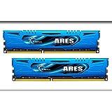 G.Skill F3-2133C10D-8GAB Ares 8GB (2 x 4GB) DDR3 2133MHz Dual Channel Memory Kit