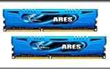 G.SKILL Ares Series 8GB (2 x 4GB) 240-Pin DDR3 SDRAM 2133 (PC3 17000) Desktop Memory Model F3-2133C10D-8GAB