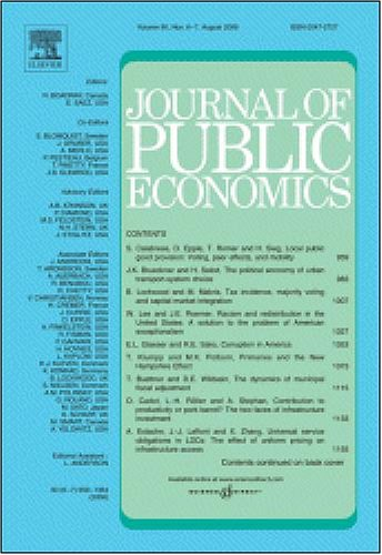 Choosing between gifts and bequests: How taxes affect the timing of wealth transfers [An article from: Journal of Public Economics]