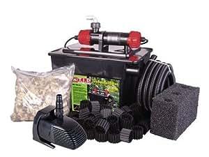 T.I.P. AMK 7000 UV-C - 30490 multicámara estanque de filtro externo Con Uv filtro UV Akp 5000